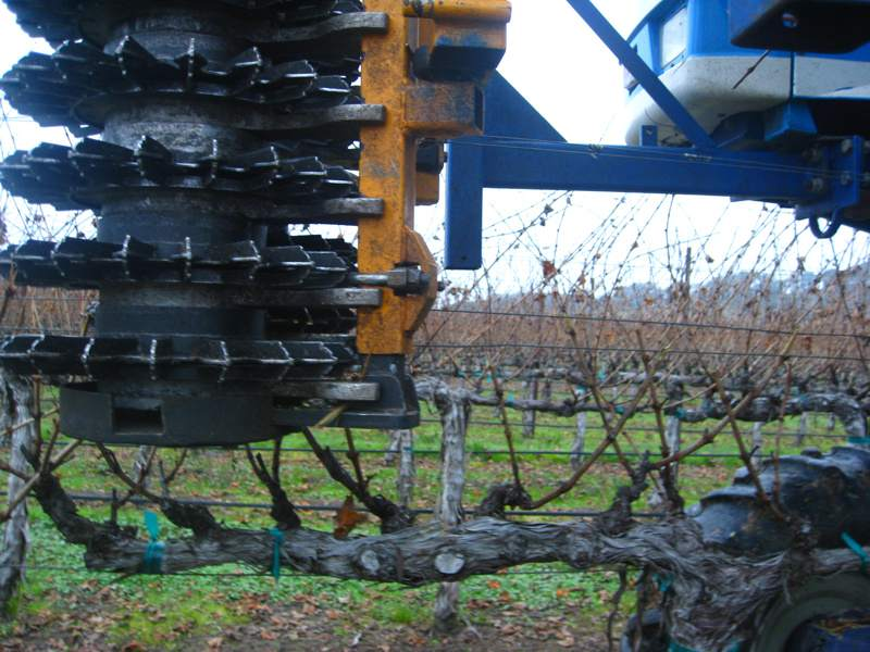 North Coast vineyard labor shortage opens more to mechanization
